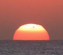 Tránsito de Venus por el Sol 06.06,2012